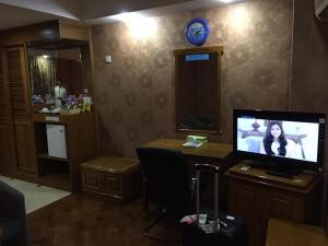 Excel TV area
