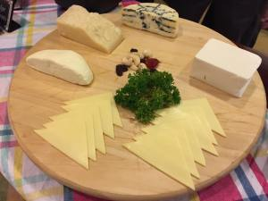 Village Lounge Cheese