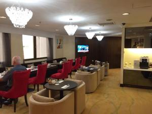 Village Lounge Interior